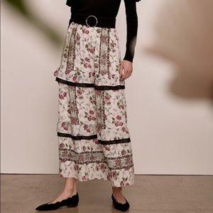 Club Monaco Vimala Maxi Skirt